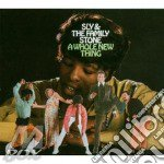 A whole new thing cd musicale di Sly & the family stone