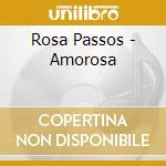 Amorosa cd musicale di Rosa Passos