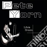 Live from new jersey cd musicale di Pete Yorn