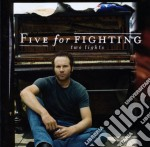 Two lights cd musicale di Five for fighting