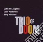 Trio Of Doom - Trio Of Doom cd musicale di TRIO OF DOOM