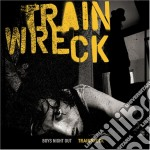 Boys Night Out - Trainwreck cd musicale di Boys night out
