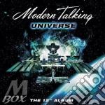 Universe cd musicale di Modern Talking