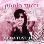 GREATEST HITS cd musicale di Paola Turci