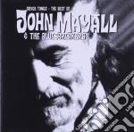 John Mayall & The Bluesbreakers - Silver Tones The Best Of cd musicale di MAYALL JOHN & THE BLUESBREAKER