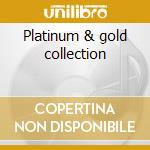 Platinum & gold collection cd musicale di Outlaws
