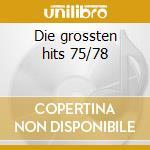 Die grossten hits 75/78 cd musicale di Smokie