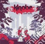 Kinobe - Wide Open cd musicale di Kinobe