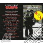 LE CANZONI DEL CUORE/80 (4CDx1) cd musicale di ARTISTI VARI