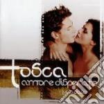 TOSCA AMORE DISPERATO cd musicale di Lucio Dalla