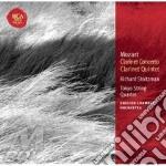 Mozart / Stoltzman / Tokyo Str - Clarinet Concerto / Clarinet Q cd musicale di Richard Stoltzman