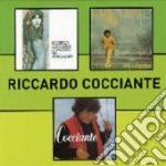 CONC.MARGHER.+CERVO+COCCIANTE/3CD cd musicale di Riccardo Cocciante