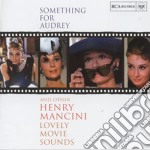Henry Mancini - Something For Audrey cd musicale di Henry Mancini