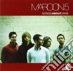 SONGS ABOUT JANE cd musicale di MAROON5