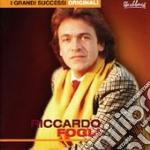 I GRANDI SUCCESSI ORIGINALI (2CDx1) cd musicale di Riccardo Fogli