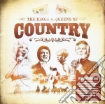 Country - kings & queens cd musicale