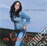 Real fine place cd musicale di Sara Evans