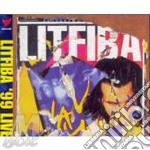 Litfiba - Litfiba '99 Live (2 Cd) cd musicale di LITFIBA