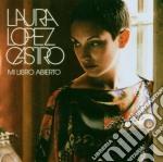 Laura Lopez Castro - Mi Libro Abierto cd musicale di CASTRO LOPEZ LAURA