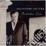 Licitra Salvatore - Forbidden Love - Arie D'opera cd musicale di Salvatore Licitra