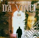 Da Vinci - Music Inspired By cd musicale di Jan Kisjes