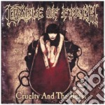 Cradle Of Filth - Cruelty & The Beast cd musicale di CRADLE OF FILTH