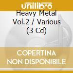 HEAVY METAL VOL.2                         cd musicale di Artisti Vari