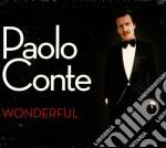 WONDERFUL cd musicale di Paolo Conte