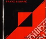 Franz & Shape - Acceleration cd musicale di FRANZ & SHAPE