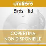 Birds - ltd - cd musicale di Bic Runga