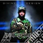 Jeru The Damaja - Divine Design cd musicale di JERU THE DAMAJA