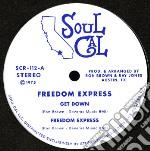 (LP VINILE) Get down lp vinile di Express Freedom