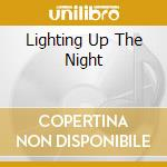 LIGHTING UP THE NIGHT                     cd musicale di Jack Wagner
