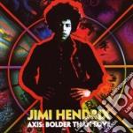 AXIS:BOLDER THAN LOVE cd musicale di HENDRIX JIMI