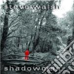 SHADOWMAN cd musicale di Steve Walsh