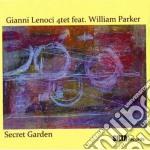 Gianni Lenoci 4tet Feat.w.parker - Secret Garden cd musicale di Gianni lenoci 4tet f