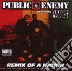 Public Enemy And Paris - Remix Of A Nation cd musicale di PUBLIC ENEMY