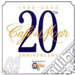 20th ANNIVERSARY 1980-2000 cd musicale di CAFE' DEL MAR