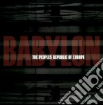 Babylon cd musicale di Peoples republic of