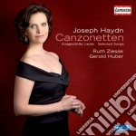 Haydn Franz Joseph - Lieder cd musicale di Haydn franz joseph