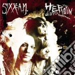 HEROIN DIARIES SOUNDTRACK cd musicale di SIXX: A.M.