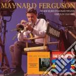 Maynard Ferguson + Bts - New Sound Of/come Blow Yo cd musicale di Maynard ferguson + b