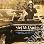 Mel Mcdaniel - Baby's Got Her Blue Jeans cd musicale di Mel Mcdaniel