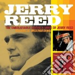 Unbelievable guita cd musicale di Jerry Reed