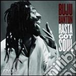Buju Banton - Rasta Got Soul cd musicale di BANTON BUJU
