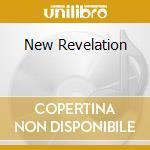 NEW REVELATION cd musicale di ASTRAL DOORS