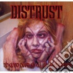 Distrust - No Good Deed Shall Go Unpunished cd musicale
