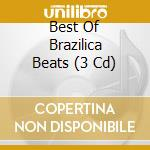 Thw best of brazilica beats cd musicale