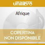 Various - Afrique cd musicale