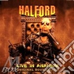 Halford - Live In Anaheim cd musicale di HALFORD